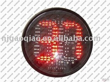 "Professional Manufacture 12"" Led Traffic light Countdown Timer"
