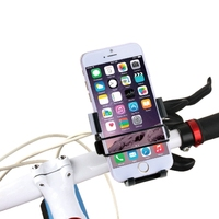 HAWEEL 360 Degree Rotation Universal Bike Mobile Phone Mount Holder for iPhone 6