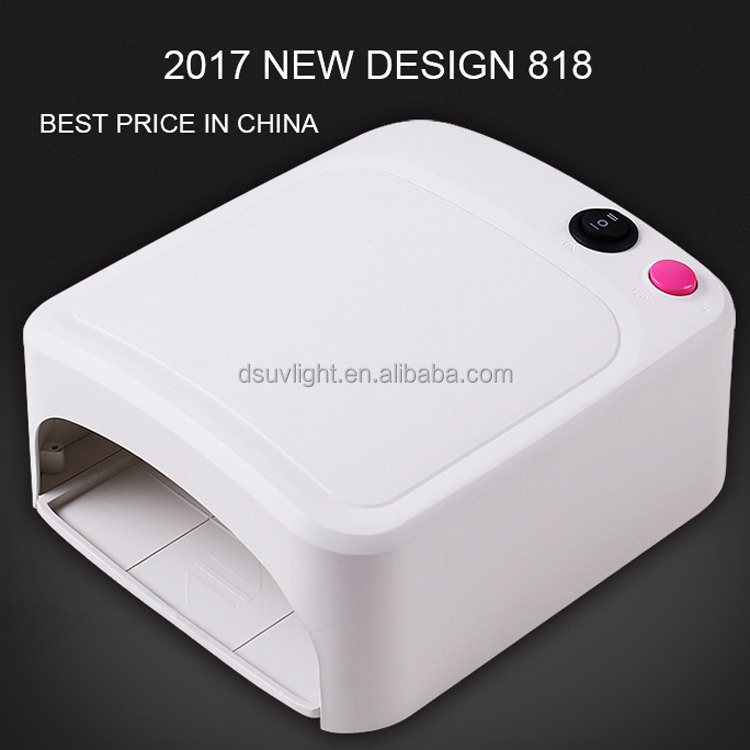 2017 new 818 UV lamp for nail curing