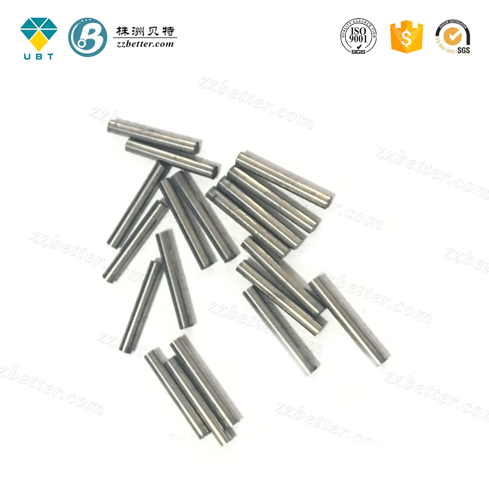 mass production tungsten carbide yg11 rods, welding alloys round bar