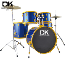 Comfortable good quality low price professional junior original drum set
