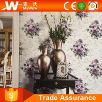 Country Style Wallpaper/Vinyl Wall Paper/Living Room Wallpaper