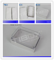 New high quality plastic waterproof case