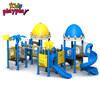 Factory price kids preschool slide outdoor playground