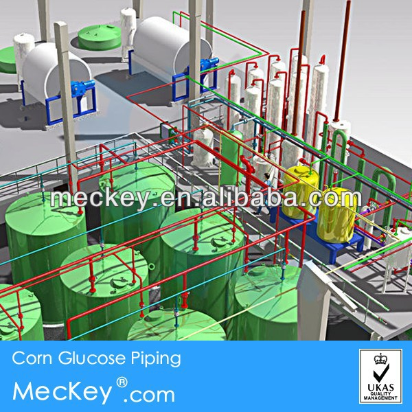 Automatic Broken Rice Syrup Processing Machinery