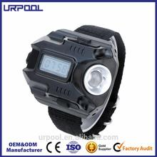 Wrist Bracelet Torch Flashlight led wrist light fashion watch Tactical LED Flash Watch