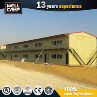 Flat Roof Steel Building Real Estate