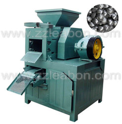High capacity coal ball press machine with competitive price
