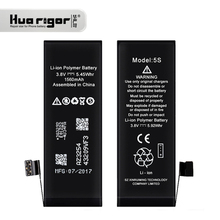 Battery manufacturer mobile phone battery MSDS approved lithium polymer cellphone battery for iPhone 5S