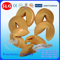 6g crispy lucky wishing paper inside fortune cookies