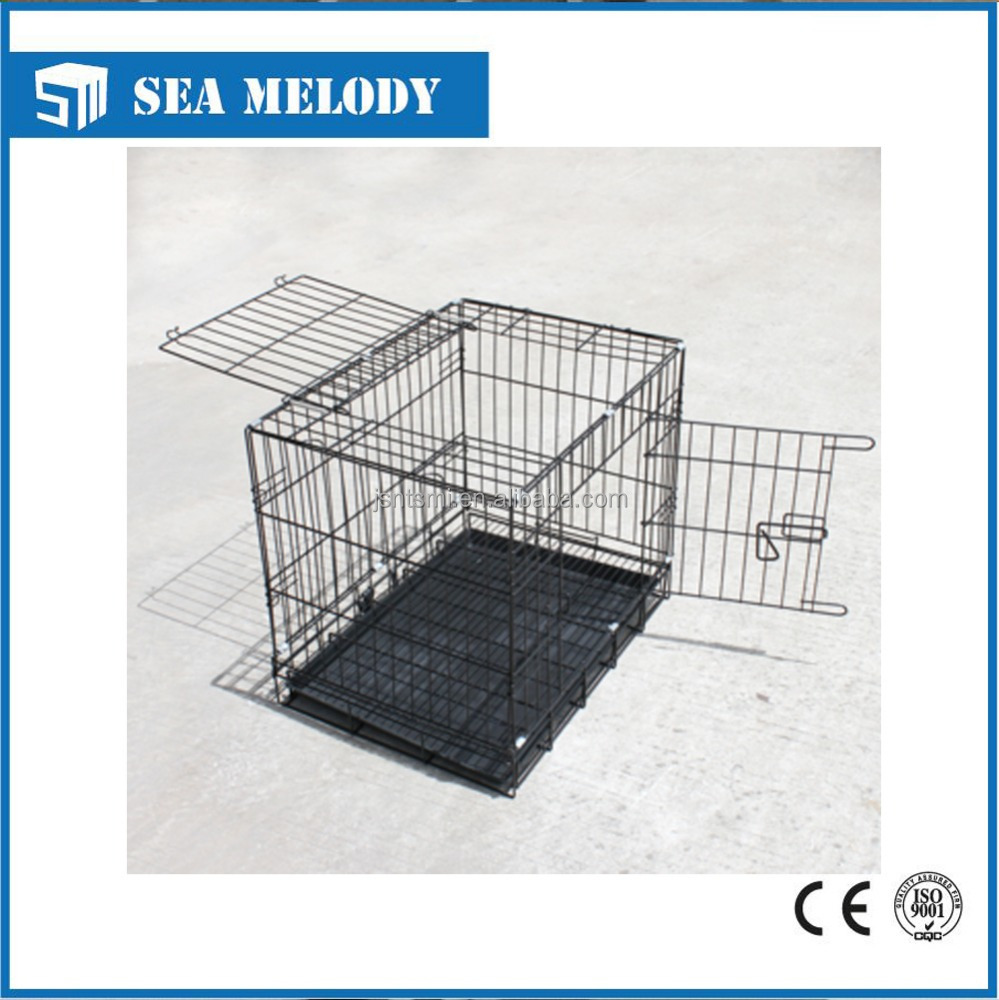 collapsible hot selling pets puppy cage dog kennel
