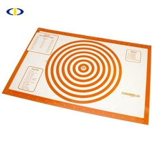 Hot Selling Non-Stick Silicon Baking Mat Sets 2 Pk 16 <strong>1</strong>/2&quot; <strong>X</strong> 11 5/8&quot; Perfect Size Baking Sheet Mat