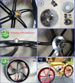 gasoline engine for bicycle, Bicycle Wheel, 80cc bicycle engine kit