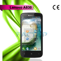 Lenovo A830 MTK6589 Quad Core Android4.2 1.2GHz 5.0 inch QHD 540*960 3G WCDMA 8.0MP