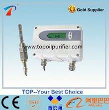 Online monitoring oil moisture meter (TPEE), measuring water content in oil or air