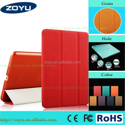 Magnetic Smart Leather Cover Back Case for iPad 2 3 4 air air 2