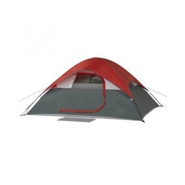 Outdoor Dome Tent 3 to 4 Person Camping Family Cabin Bend Tents Room Persons