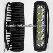 18W LED Work Light Beam Spot Light Driving Flood Lamp 4WD Off Road Jeep Truck