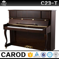 children wood piano cheap piano price with chair cover and chair