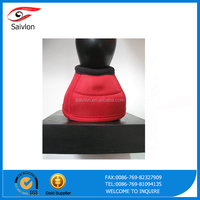 Neoprene horse protection No Turn bell horse boots