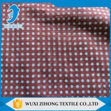 China manufacture fabric panda print fleece fabric