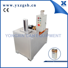 Engine oil can making machine