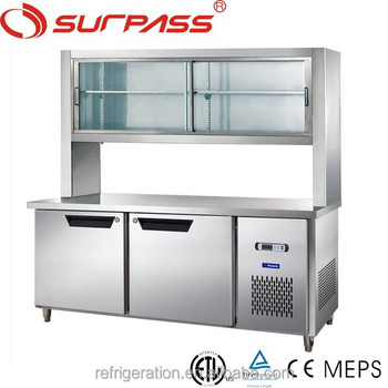 GD0.65L4C Polaris Commercial Restaurant Stainless Steel Counter