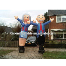 giant Inflatable old man for advertising/ Buy inflatable abraham and sarah