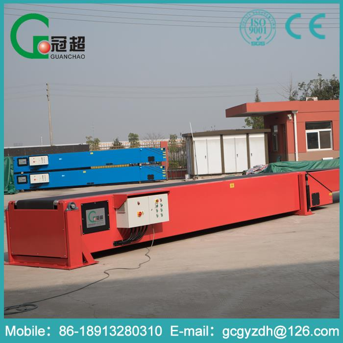GUANCHAO-Cheap price Easy operation drawing telescopic belt conveyor drive pulleys