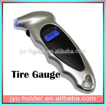 portable tire gauge	, ALC060 ,	multifunctional car emergency tool
