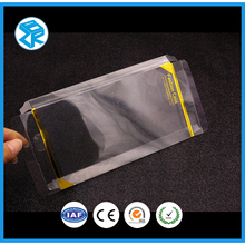 Custom Retail Clear Plastic Folding Headphone Packaging Boxes