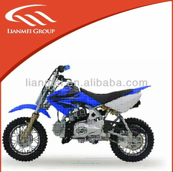 2013 newest off road motorcycle with 110cc 3 gears engine CE approved