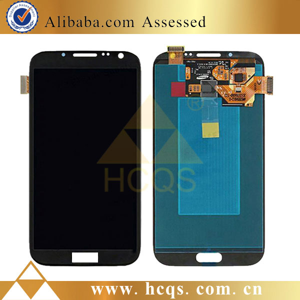 broken lcd for Samsung note2 lcd touch screen ,China supplier for samsung note2 screen