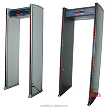 Used metal security doors , metal detector gate