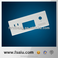 fabricated small electronic cover plates or lids/ faceplate cover