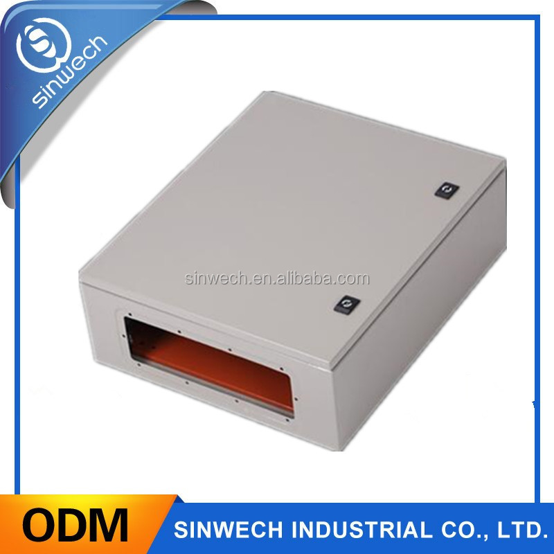 customized High quality Stainless steel electrical <strong>metal</strong> box