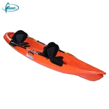 Hot selling PE canoe and kayak for sale, sea PE eagle kayak, best PE sea kayak for beginners