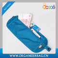 Encai Travel Money Belt Slim Card Credit Pass Holder Hidden Waist Pack Bag
