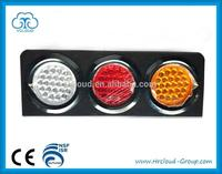 Manufacturer Hot product motorcycle accessories led lighting auto led ip67 led truck tail lights with low price ZC-A-040