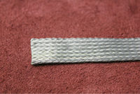 Flexo light weight copper foil shielding braided sleeving