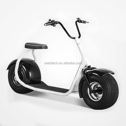 Pleasedin Interesting 2016 newest citycoco big wheel off road electric motorcycle