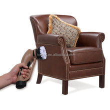 portable cordless power leather polisher/cleaner