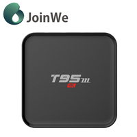 Joinwe t95m androdi 5.1 tv box 1g ram 8g rom or 2g ram 8g rom Amlogic S905 Quad Core kodi 16.0 android iptv set top box
