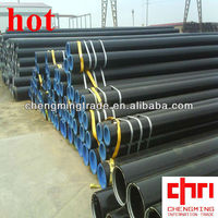 cold drawn seamless carbon steel B,X42,X52,X60,X65,X70 Used in the oil and gas industry pipeline pipe