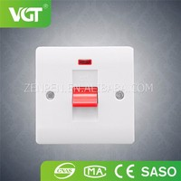 2015 Fashion Excellent Material Alibaba Suppliers Round Light Switch