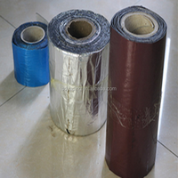 Self adhesive bitumen sealing tape for basement
