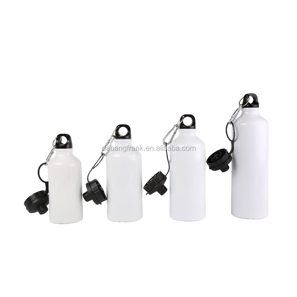 WB027 Yiwu Dabang 500ML aluminum sports water bottles with custom logo