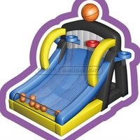 Inflatable Interactive Sports Games Equipment For