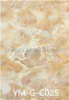 Cheap Price Anti--Cigarette Marble Decorative 3D Wall Panel Interior