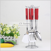 CY 2014 Hot Sale Kitchen Utensil Set 5, Good Quality Stainless Steel Kitchenware